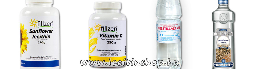 liposzómális C-vitamint házilag