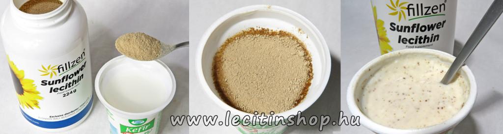 napraforgó lecitin fogyasztása