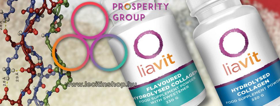 A Liavit kollagén fogyasztásával megelőzhetjük a ráncok kialakulását, az ízületek leépülését, a szem romlását