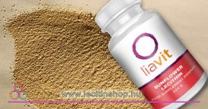napraforgó lecitin por liavit lecithin