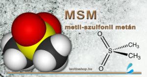 msm metil-szulfonil metán DMSO2